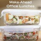 Office Lunch Ideas