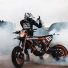 How to Convert Your Dirt Bike To Supermoto