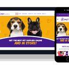 Prebuilt Shopify Dropshipping Store - Pet