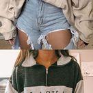 New Style  Nature Style Sweatshirts