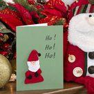 Christmas Card Crochet