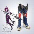 Genshin Impact Rosaria Cosplay Boots - CosplayClass