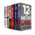Women Murderclub Series 6 Books Collection Set (7-12) By James Patterson