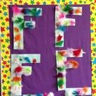 Letter F Craft
