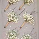 Wedding Buttonholes