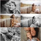 Paige & Nia | A Mother Daughter Session | Dewey Beach