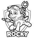 Leuk voor kids   Rocky met badge
