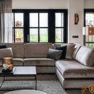Exclusieve raambekleding en interieur project S - Hoog ■ Exclusieve woon- en tuin inspiratie.