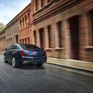 Desktop Wallpaper Cadillac Xts, Car, Motion Blur, 2018 Car, Hd Image, Picture, Background, 7o58id