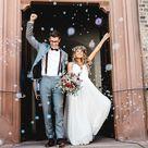 Romantische Boho Hochzeit