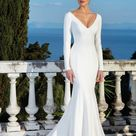 Wunderbar elegante Brautkleider