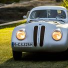 These 5 rare BMWs helped celebrate the brand's 100th at Pebble Beach