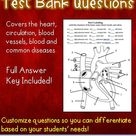 Circulatory System Test Questions
