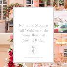 Stone House at Stirling Ridge Wedding Photos | NJ Wedding Photographer | Idalia Photography