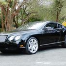 2005 BENTLEY CONTINENTAL GT 2 DOOR COUPE   Barrett Jackson Auction Company   World's Greatest Collector Car Auctions
