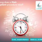 How long does a hair transplant procedure take