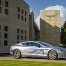 Aston Martin Showcases New Electric RapidE S Concept