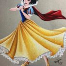 These Artistic Takes on Disney Princesses Will Change the Way You See Them Forever