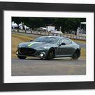 Framed Photo. CM24 6256 Aston Martin Rapide AMR
