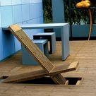 Terrassen Gestaltung   Ideen für stilvollen Patio Bereich