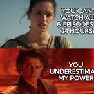 All The Starwars Movies