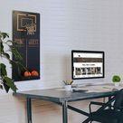 Craft Basketball Wall Deco