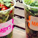 Probably The Best Salads In & Around Downtown Montreal