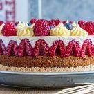 Farbenfrohes für den Kaffeetisch – Lemon-Curd-Torte mit Tonka-Mascarpone