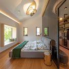 Schlafzimmer/Ankleide Musterhaus Liesl