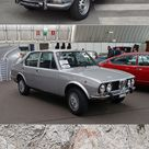 Alfa Romeo / 1950 1900 / 1958 2000 / 1961 2600 / 1968 1750   2000 / 1972 Alfetta / 1979 Alfa 6 / 1984 90 / 1987 164 / 1998 2007 166 / Italy / silver / large sedan