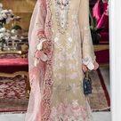 Sana Safinaz Embroidered Lawn 3 Piece Suit L211 012A CJ