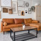 Antique Coffee Table industrial design