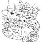 Happy Thanksgiving by JadeDragonne on DeviantArt