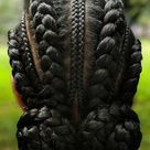 51 Best Ghana Braids Hairstyles   Page 5 of 5   StayGlam