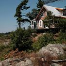 Two Bedroom Cabin Rental on Magnificent Lake Huron in Ontario