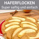 Schneller Apfelkuchen - Rezept für Kuchen ohne Zucker