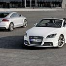 Audi TT 2010 restylé  Si ça c'est pas du restylage, c'est que je ne m'y connais pas...