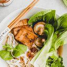 Pho - Vietnamesische Suppe (vegan)