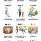 Phrasal Verbs with UP (with Illustrations and Examples)