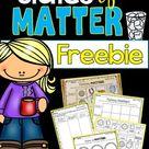 States of Matter FREEBIE! (Sorting States of Matter)