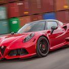 Zender Alfa Romeo 4C Coupé: Carbon-Doping für den Italo-Sportler