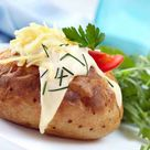 How To Cook Jacket Potatoes In The Microwave