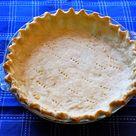 Homemade Pie Crusts