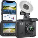 Rove R2-4K Dash Cam 4K Ultra HD 2160P Dash Board Camera Built In WiFi & GPS