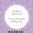 Sprüche-zur-Hochzeit-verrückt - Der Blog von radbag