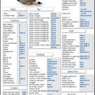 GIMP Shortcuts