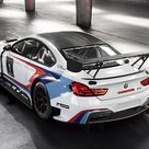 The 2016 BMW M6 GT3 Is A Track Ready Beast