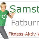 Samstag❗️45 min. Fatburner | Kalorien verbrennen, ohne Geräte