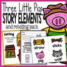 Simple Story Elements Made Practical and Fun!