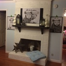 Paint Fireplace